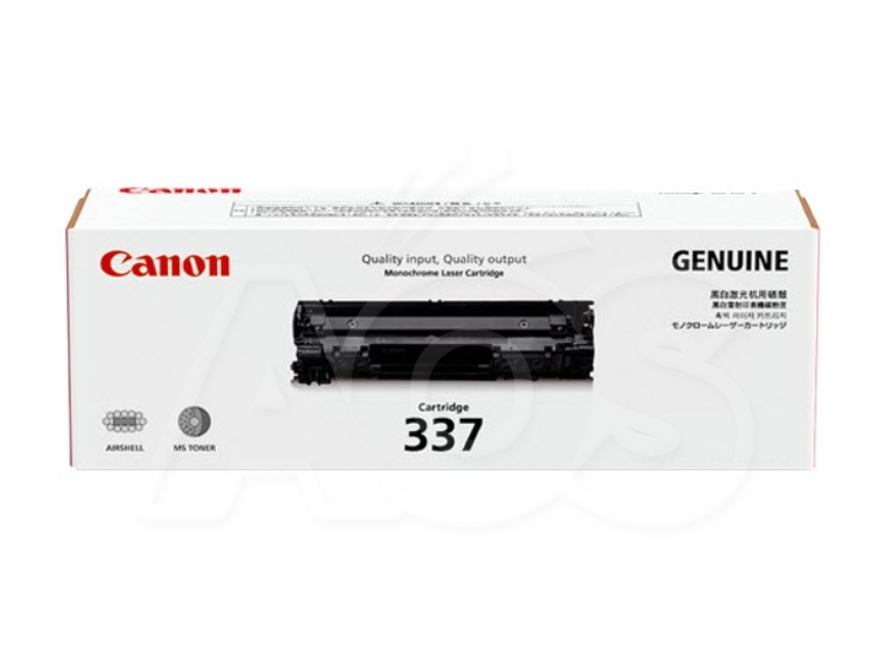 Canon 337 Original Toner Cartridge